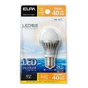 LDA5L-H-E17-G405 [LED電球 E17口金 電球色 440lm]