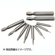 エンドミル 8.0mm 2枚刃 #32080