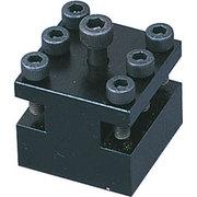 C-3用 二面刃物台 8mm角バイト用 #66532 [二面刃物台 8mm角バイト用]