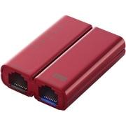 LAN-W300N/RSR [無線LANルータ mobileRouter 300Mbps コンパクト レッド]