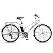 13LG-E01 [電動アシスト自転車 LGS-TR E 420mm 外装7段変速 LG WHITE]