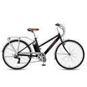 13LG-E02 [電動アシスト自転車 LGS-TR E 420mm 外装7段変速 BLACK]