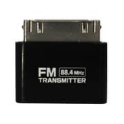 XL-551  [デジタルFMトランスミッター(Dock) ブラック]