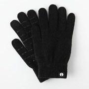 iTG004-BK/L [iTouch Gloves ソリッド ブラック L]