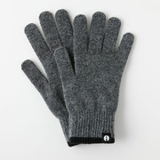 iTG004-GY/L [iTouch Gloves ソリッド グレイ L]