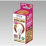 LDA7L-G-E17/DS [LED電球 E17口金 電球色 420lm 密閉器具対応 調光器具対応]