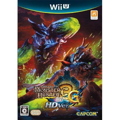 モンスターハンター3(トライ)G HD Ver. [Wii Uソフト]