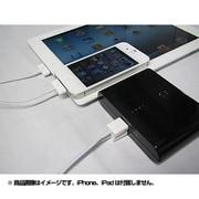 MB-HP8800-BK [ハイパワーモバイルバッテリー 8800mAh USB出力:2ポート 最大合計:2A ブラック]