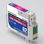 CCE-ICM62 [EPSON ICM62互換 エコカートリッジ マゼンタ]