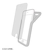 PDA-IPOD60BK [シリコンケース(iPod touch 第5世代用) ブラック]
