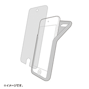 PDA-IPOD60CL [シリコンケース(iPod touch 第5世代用) クリア]