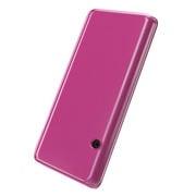 BSWS12CTPK [ウォークマン Sシリーズ(2012年発表モデル)専用 ソフトケース 液晶保護フィルム付 ピンク]