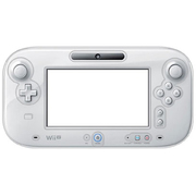 PCバリ硬カバー for Wii U GamePad クリア [Wii U Game Pad用]