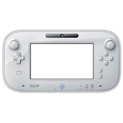 TPUやわ硬カバー for Wii U GamePad クリア [Wii U Game Pad用]