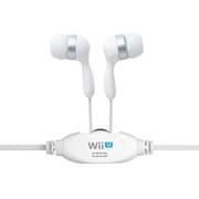 インナータイプイヤホン for Wii U GamePad ホワイト [Wii U用]
