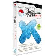 持参薬鑑別システム 薬鑑2013 [Windows]