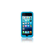 TR-SCTC12-BL [第5世代 iPod touch用 抗菌シリコンケースセット ブルー]