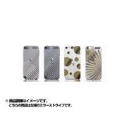 TR-PCTC12-MS [第5世代 iPod touch用 フローティングパターンカバーセット ミラーストライプ]