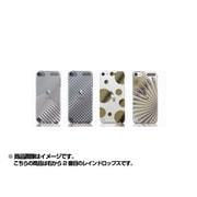 TR-PCTC12-RA [第5世代 iPod touch用 フローティングパターンカバーセット レインボードロップ]