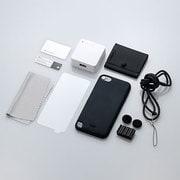 TR-SPTC12-BK [第5世代 iPod touch用 抗菌スターターパック ブラック]