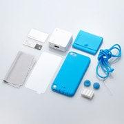 TR-SPTC12-BL [第5世代 iPod touch用 抗菌スターターパック ブルー]
