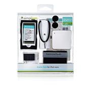 TR-SPNN12-BK [第7世代 iPod nano用 抗菌スターターパック ブラック]