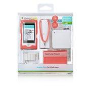 TR-SPNN12-PK [第7世代 iPod nano用 抗菌スターターパック ピンク]