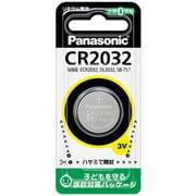 CR2032P [コイン型リチウム電池]