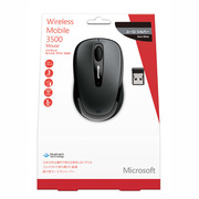 GMF-00298 [Wireless Mobile Mouse 3500 ユーロシルバー]