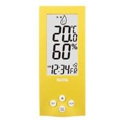 TT551 YL [デジタル温湿度計 イエロー]