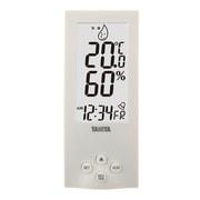 TT551 WH [デジタル温湿度計 ホワイト]