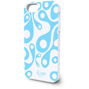 ICA7T309WHTJP [Aurora Glow-in-the-Dark Case for iPhone 5]