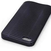 ICA7T324BLKJP [Topog Mesh softshell Case Protection for iPhone 5]