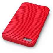 ICA7T324REDJP [Topog Mesh softshell Case Protection for iPhone 5]