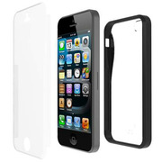 ICA7H328BLKJP [Twain Two-Part dual protection Case for iPhone 5]