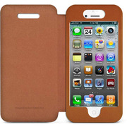 ICA7J346TANJP [Pocket Agent Premium Appointed Leather for iPhone 5]