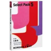 MORISAWA Font Select Pack 5 2012 [Windows/Mac]