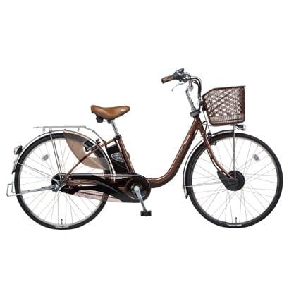BE-EKD632T [電動アシスト自転車 ビビチャージ・D 26型 内装3段変速 チョコブラウン]