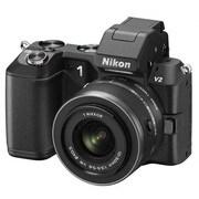 Nikon1 V2 標準ズームレンズキット ブラック [ボディ+交換レンズ「1 NIKKOR VR 10-30mm f/3.5-5.6」]