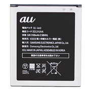 SCL21UAA [電池パック GALAXY S III Progre SCL21対応]