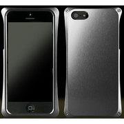 MA-5X02-GMK [iPhone5用 アルミジャケット ガンメタ]