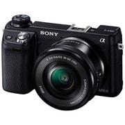 NEX-6L BQ [パワーズームレンズキット ボディ+E PZ 16-50mm F3.5-5.6 OSS ブラック]