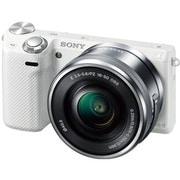 NEX-5RL WQ [パワーズームレンズキット ボディ+E PZ 16-50mm F3.5-5.6 OSS ホワイト]