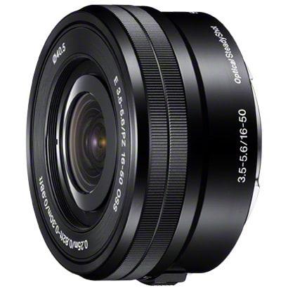 SELP1650 [E PZ 16-50mm/F3.5-5.6 OSS ソニーEマウント 電動ズーム]