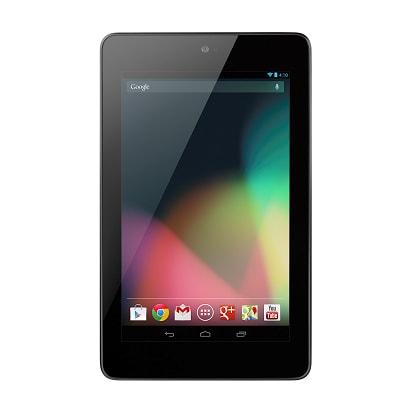 NEXUS7-32G [Nexus 7(ネクサス セブン)2012/7型ワイド液晶/eMMCメモリ32GB]