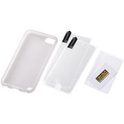 RT-T5B1/W [iPod touch 第5世代用 シルキータッチ・シリコンジャケット ホワイト]
