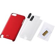 RT-T5B3/R [iPod touch 第5世代用 ハードコーティング・シェルジャケット レッドマイカ]