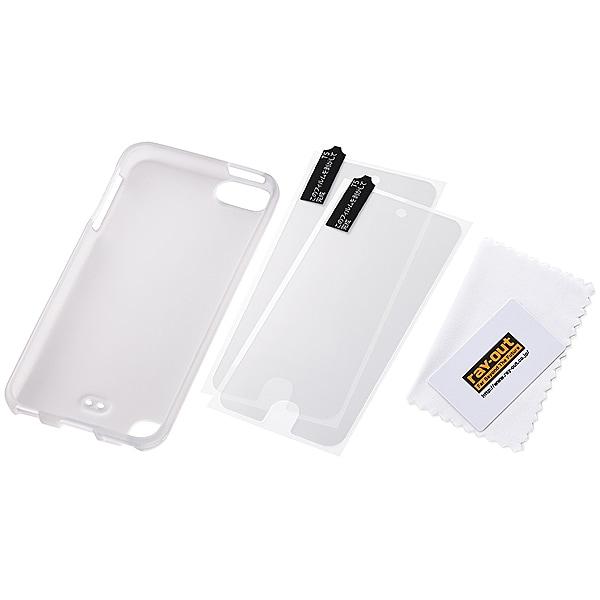 RT-T5B6/C [iPod touch 第5世代用 ソフトジャケット マットクリア]