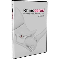 Rhinoceros5.0 商用版 [Windows]