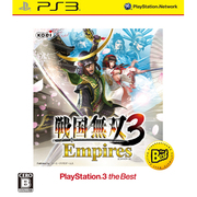 戦国無双3 Empires PS3 the Best [PS3ソフト]